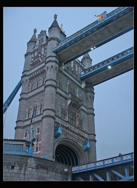 Tower Bridge by ABiggs