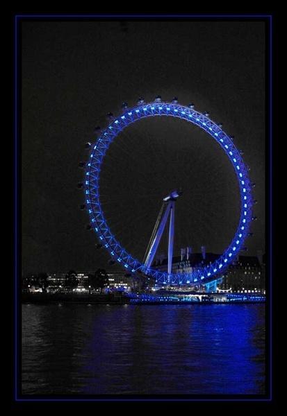 Blue Eye by clo99