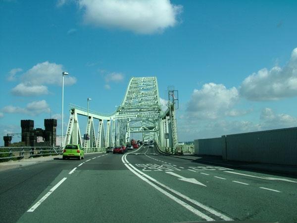 runcorn bridge by chocky