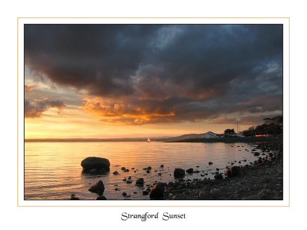 Strangford Sunset by Valerie1