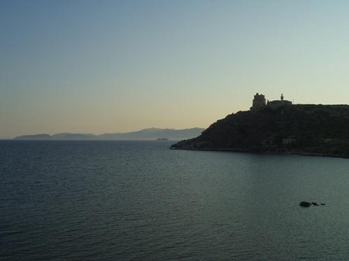 Calamosca Bay by SammyRatFan