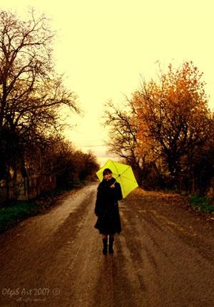 Oops, is it Raining? by OlgasArt