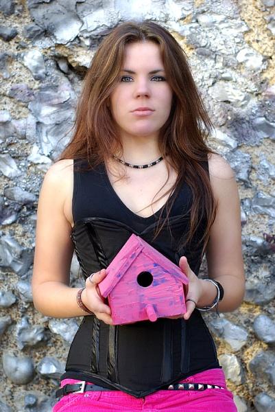 Birdhouse by xanda