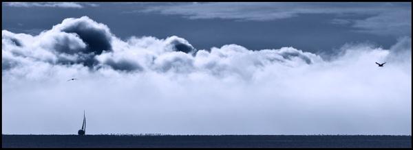 Over the Horizon... by Scottishlandscapes