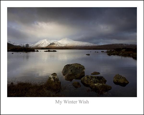 My Winter Wish... by Scottishlandscapes
