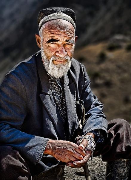 Tajik Nomad by Henchard