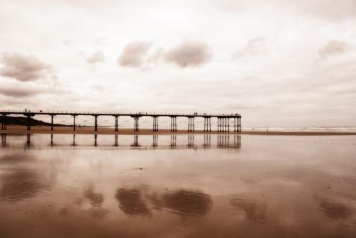 Saltburn Pier by B_Real