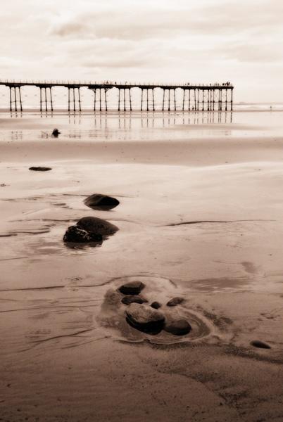 Saltburn Pier 2 by B_Real