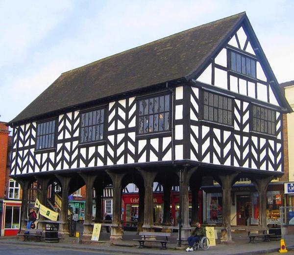 Ledbury Market House by Glostopcat