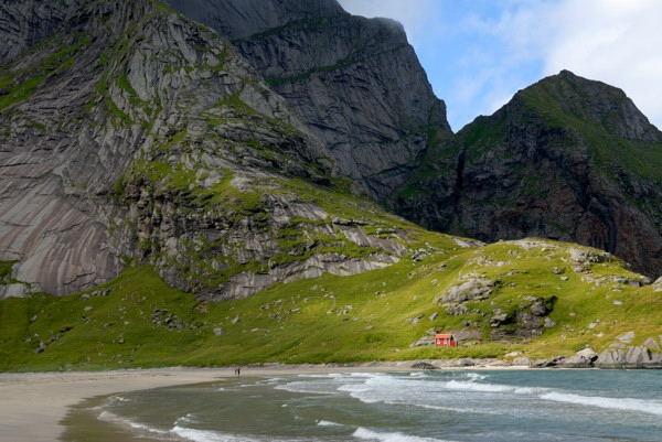 Bunesstranda, Lofoten by saltema