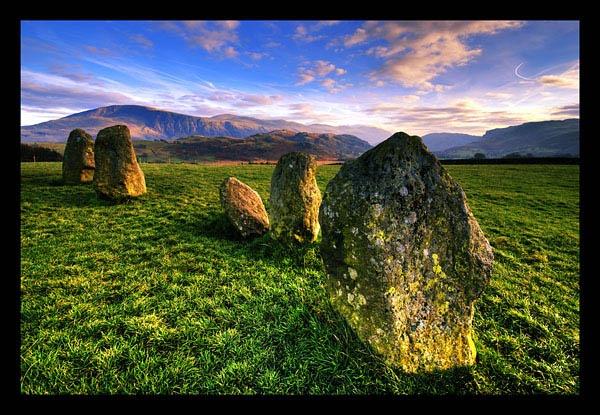 Castlerigg stone circle lake district by garyg