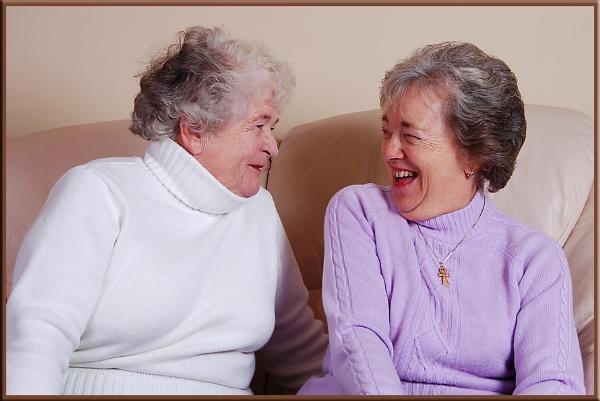 A Joke Between Friends by MrsMad