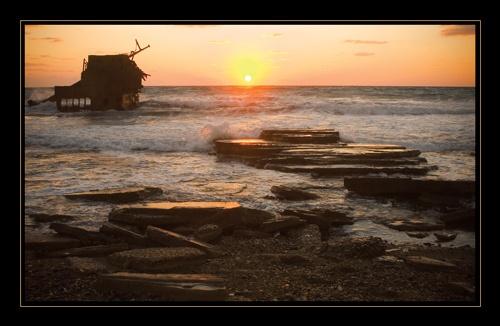Shipwreck Cove by Stevebishop