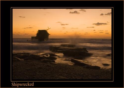 Shipwreck Take II by Stevebishop