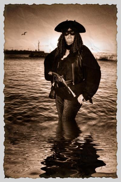 All ashore by stevenb