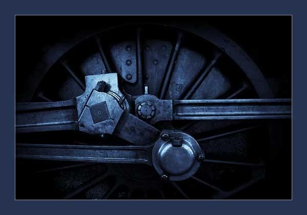 Steel Wheels by thefatcat44
