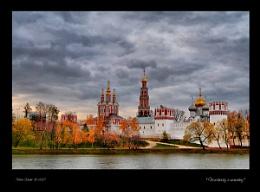 Novodevichy a monastery (Moscow)
