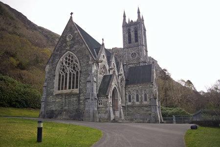 gothic church by peterhookwilde