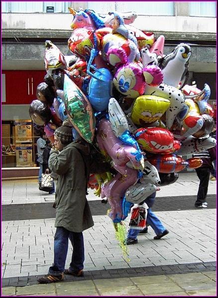 Buy a balloon! by helenlinda