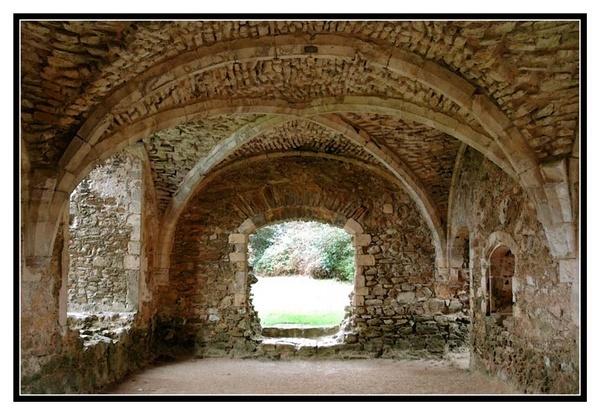 Netley Abbey by clo99