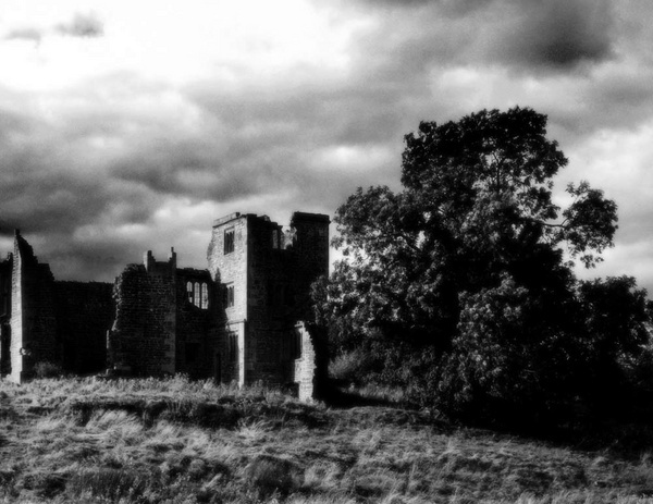 The Old Hall by J0_jo