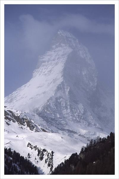Matterhorn Shroud. by rontear
