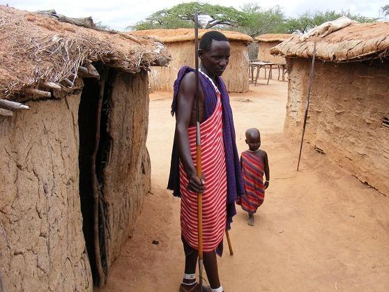 Luca the Masai by scuba_do