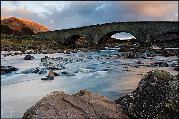 The Old Sligachan Bridge by robs