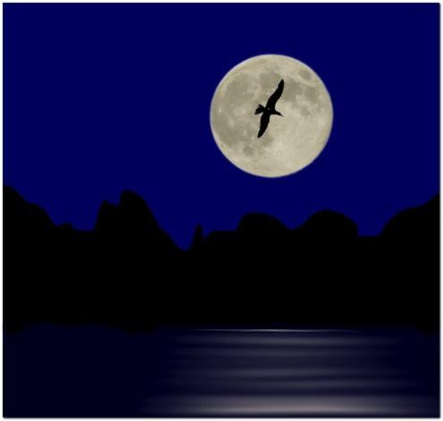 Moonrise by y-i-man