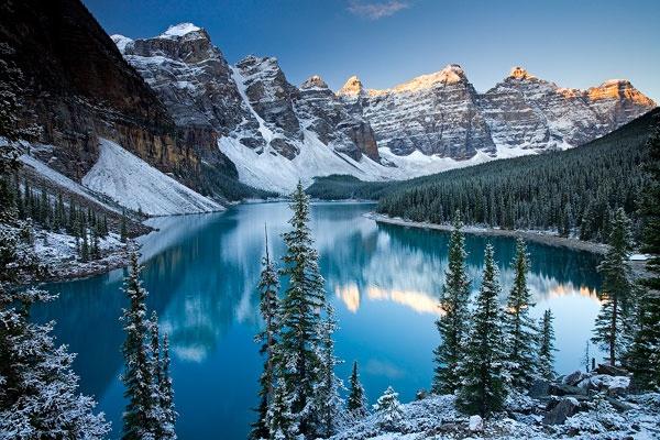 Jewel of the Rockies by adamburton