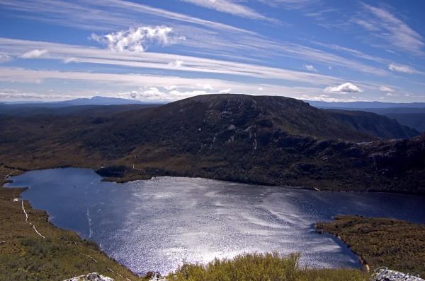 Dove Lake by jaktis
