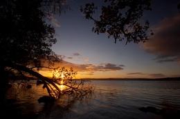 Sunrise at Balmaha