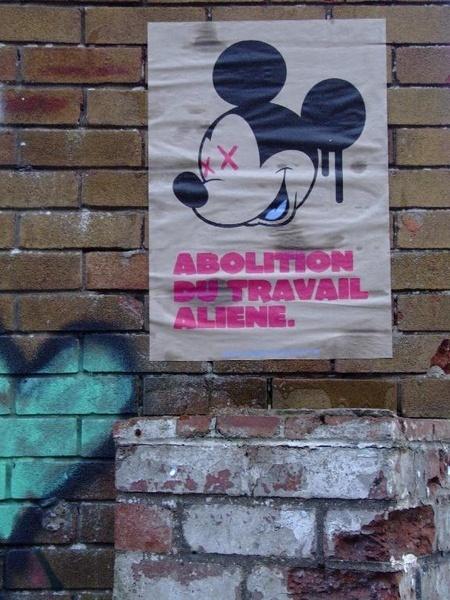 Abolition du travail aliene by iainpb