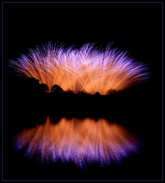 Firework Fantasia by Mavis