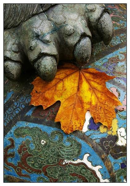 Footfall by davidhu
