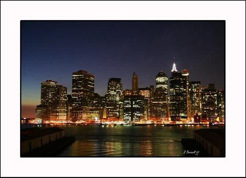 Manhattan by robertb