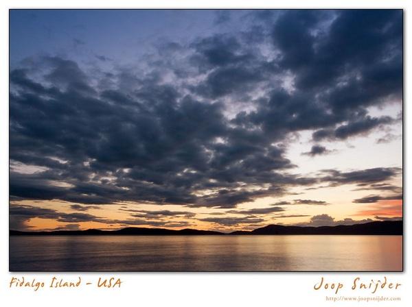 Fidalgo Island by Joop_Snijder