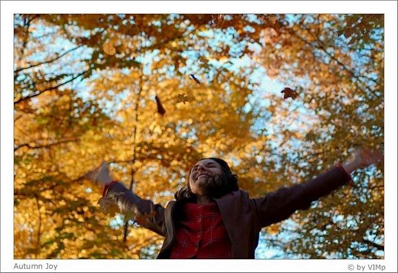 Autumn Joy by vimp