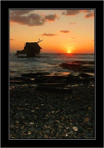 Shipwreck III by Stevebishop
