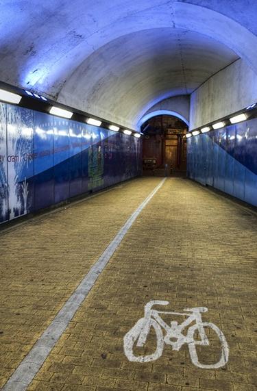tunel by mirchevphotography