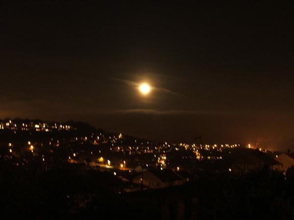 Full Moon by RickP