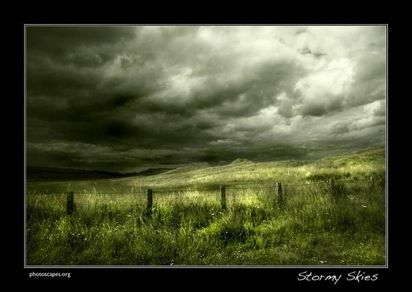 Stormy Skies 2 by graeme34
