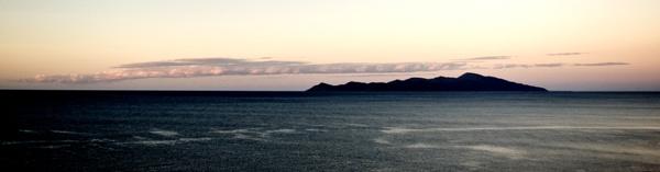 Kapiti Island 2 by Leary