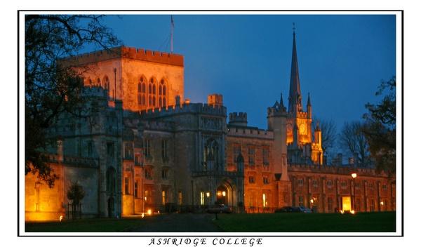 Bats eye on Ashridge college! by sparklep