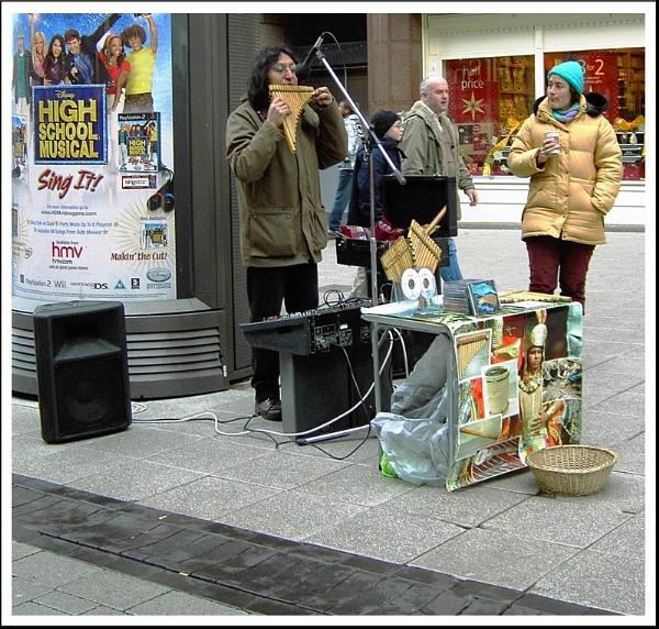 You play it - I\'ll sing it! by helenlinda