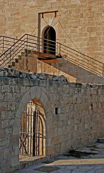 Castle shadows by paddyf