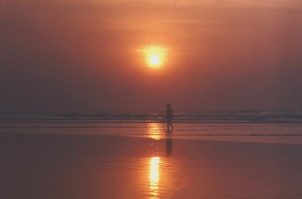 Nicaraquan sunset by Ada