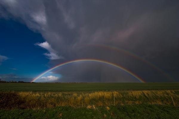 Double Rainbow by stormchayser
