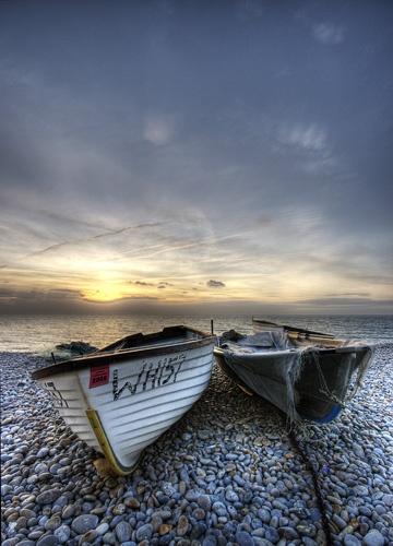Chesil Beach by dgpoole