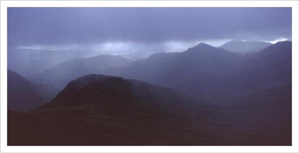 Heavy Rain. by rontear